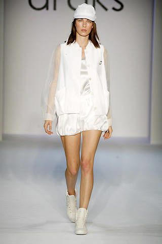 Araks Spring 2009 Ready-to-wear Collections - 003