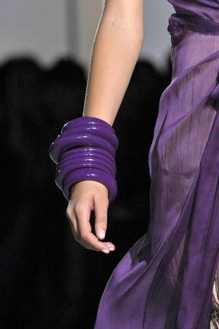 Alberta Ferretti Spring 2009 Ready-to-wear Detail - 003