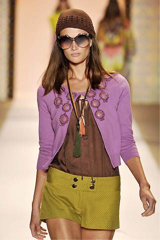 Milly Spring 2009 Ready-to-wear Collections - 002