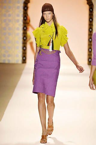 Milly Spring 2009 Ready-to-wear Collections - 003
