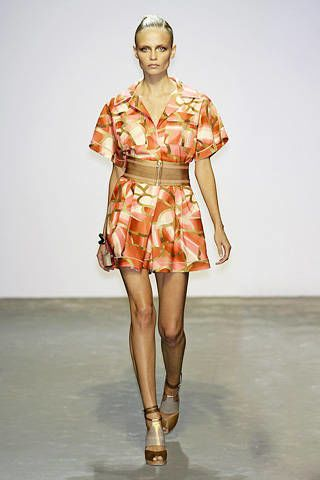 Missoni Spring 2009 Ready-to-wear Collections - 002