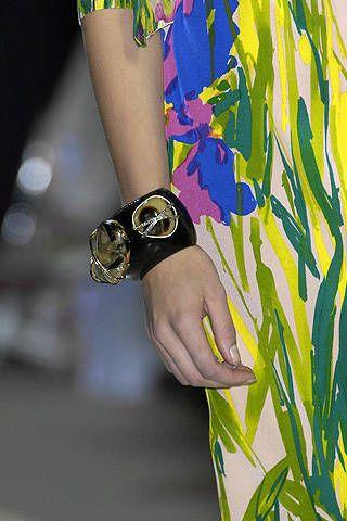 Blumarine Spring 2009 Ready-to-wear Detail - 002