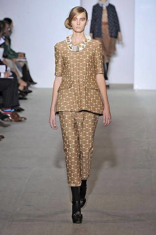 Marni Spring 2009 Ready-to-wear Collections - 002