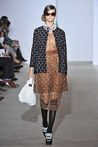 Marni Spring 2009 Ready-to-wear Collections - 003