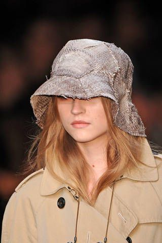 Burberry Prorsum Spring 2009 Ready-to-wear Detail - 002