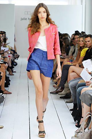 Julie Haus Spring 2009 Ready-to-wear Collections - 003
