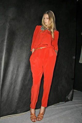 Etro Spring 2009 Ready&#45&#x3B;to&#45&#x3B;wear Backstage &#45&#x3B; 002