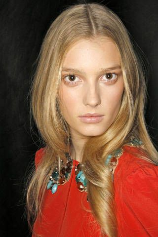Etro Spring 2009 Ready-to-wear Backstage - 003
