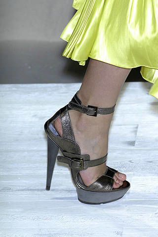 Salvatore Ferragamo Spring 2009 Ready-to-wear Detail - 002