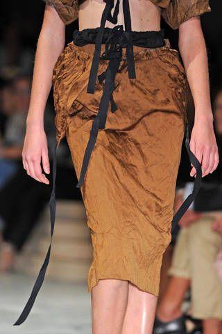 Prada Spring 2009 Ready-to-wear Detail - 002