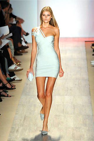 HervÃ{{{copy}}} LÃ{{{copy}}}ger by Max Azria Spring 2009 Ready-to-wear Collections - 002
