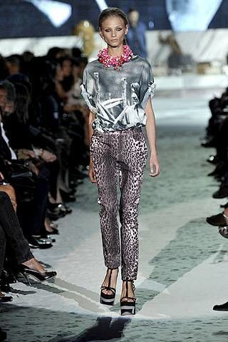 Just Cavalli Spring 2009 Ready-to-wear Collections - 003