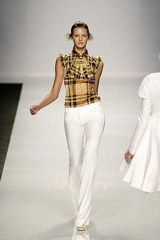 Byblos Spring 2009 Ready-to-wear Collections - 002