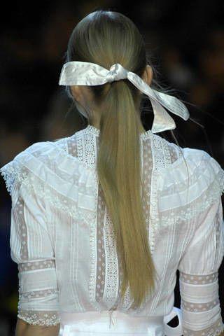 Blugirl Spring 2009 Ready-to-wear Detail - 003