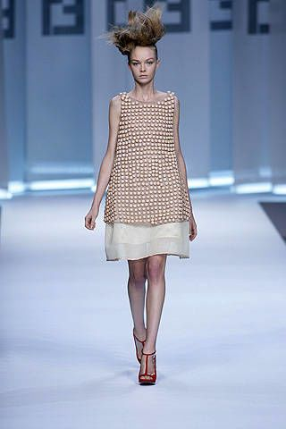 Fendi Spring 2009 Ready-to-wear Collections - 002