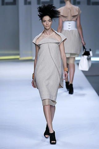 Fendi Spring 2009 Ready-to-wear Collections - 003