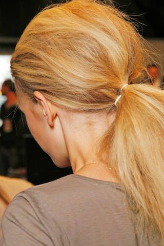 Just Cavalli Spring 2009 Ready-to-wear Backstage - 002