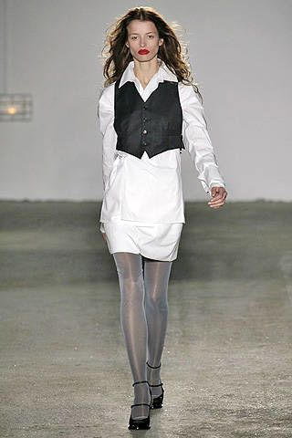 A.F. Vandevorst Spring 2009 Ready-to-wear Collections - 002