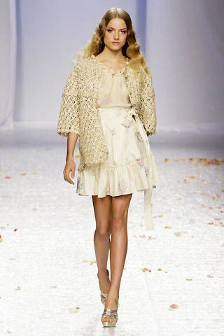 Luisa Beccaria Spring 2009 Ready-to-wear Collections - 002