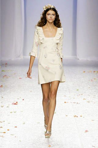 Luisa Beccaria Spring 2009 Ready-to-wear Collections - 003