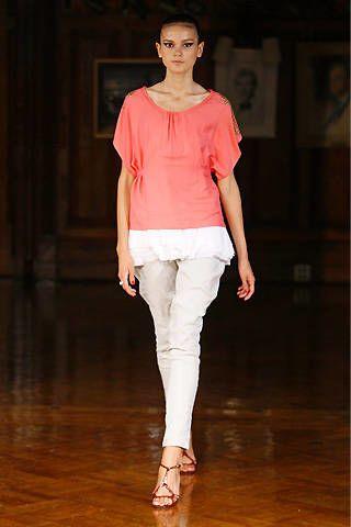 Lerario Beatriz Spring 2009 Ready-to-wear Collections - 003