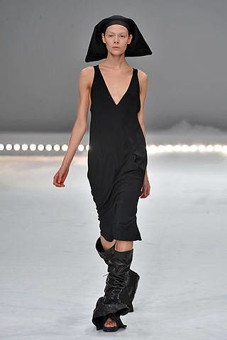 Rick Owens Spring 2009 Ready-to-wear Collections - 002