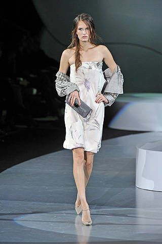 Giorgio Armani Spring 2009 Ready-to-wear Collections - 002