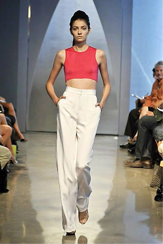 Cushnie et Ochs Spring 2009 Ready-to-wear Collections - 002