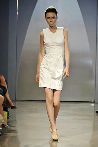 Cushnie et Ochs Spring 2009 Ready-to-wear Collections - 003