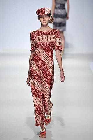 Cacharel Spring 2009 Ready-to-wear Collections - 002