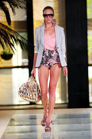 Elie Tahari Spring 2009 Ready-to-wear Collections - 003