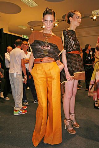 Missoni Spring 2009 Ready-to-wear Backstage - 003
