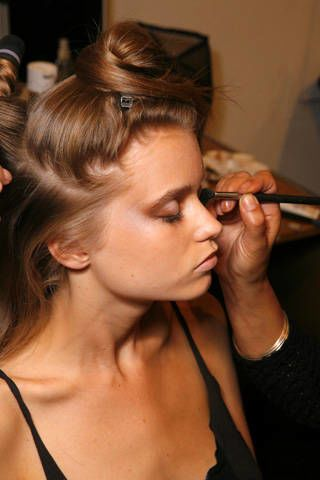 Pucci Spring 2009 Ready-to-wear Backstage - 002