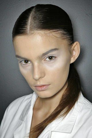 Issey Miyake Spring 2009 Ready-to-wear Backstage - 002