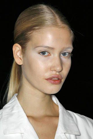 Issey Miyake Spring 2009 Ready-to-wear Backstage - 003