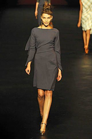 Vivienne Westwood Red Label Spring 2009 Ready-to-wear Collections - 002