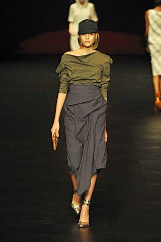 Vivienne Westwood Red Label Spring 2009 Ready-to-wear Collections - 003