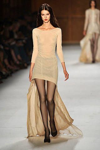Nina Ricci Spring 2009 Ready-to-wear Collections - 002