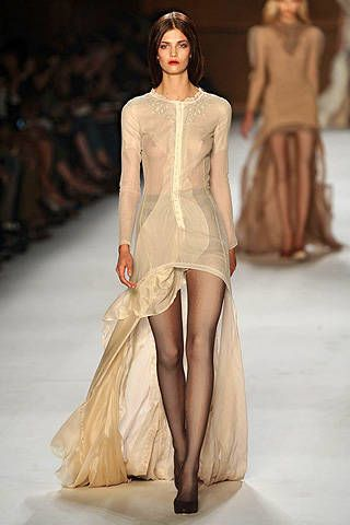 Nina Ricci Spring 2009 Ready-to-wear Collections - 003