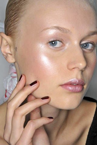 Emporio Armani Spring 2009 Ready-to-wear Backstage - 002
