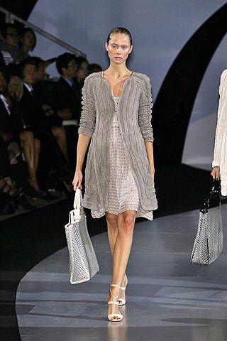 Emporio Armani Spring 2009 Ready-to-wear Collections - 003