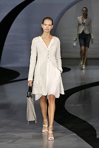 Emporio Armani Spring 2009 Ready-to-wear Collections - 004