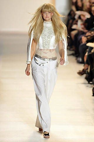 Christian Lacroix Spring 2009 Ready&#45&#x3B;to&#45&#x3B;wear Collections &#45&#x3B; 003