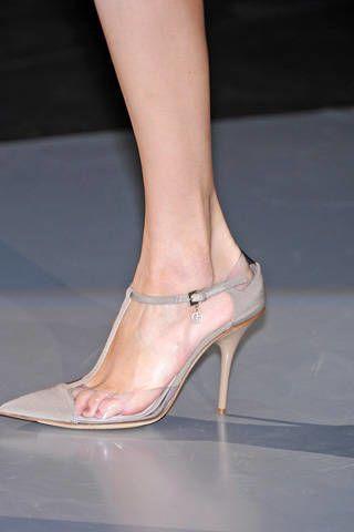 Giorgio Armani Spring 2009 Ready-to-wear Detail - 002