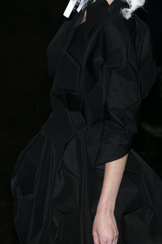 Comme des Garçons Spring 2009 Ready-to-wear Detail - 002
