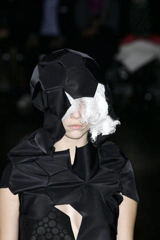 Comme des Garçons Spring 2009 Ready-to-wear Detail - 003