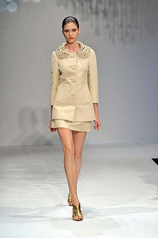 Andrew Gn Spring 2009 Ready-to-wear Collections - 002
