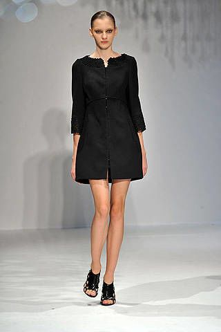 Andrew Gn Spring 2009 Ready-to-wear Collections - 003