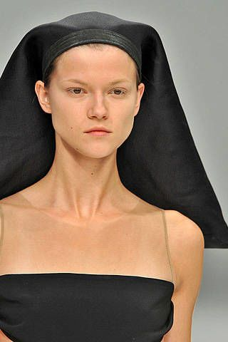 Rick Owens Spring 2009 Ready-to-wear Detail - 002