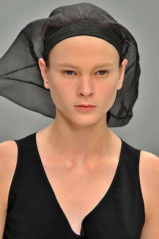 Rick Owens Spring 2009 Ready-to-wear Detail - 003